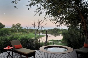 Plunge Pool at Vuyatela Lodge